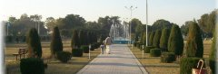 Sher Shah Suri Park - The Mall, Wah Cantt